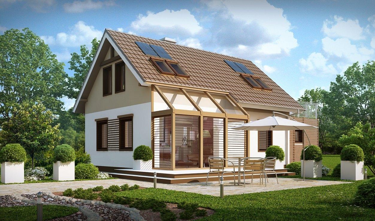 Фото смотреть домов небольших проекты